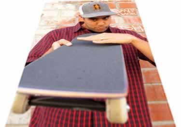Skateboard Grip Tape by Jessup