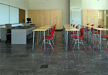 Roppe Smooth and Raised Rubber Flooring