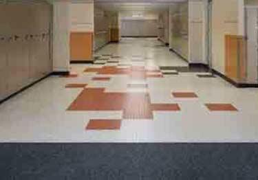 Mannington ColorSpec Tiles
