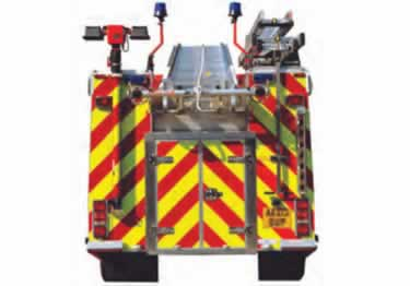 Reflective Tape Fire Truck&Emergency Vehicles