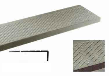 Johnsonite Rubber Stair Treads | Diamond Surface