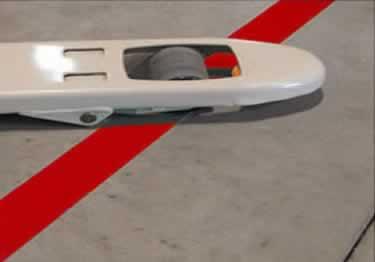 Heavy Duty Floor Marking Anti Slip Reflective Tape