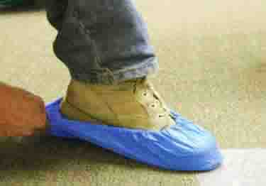 Disposable Shoe Covers and Reusable Shoe Covers