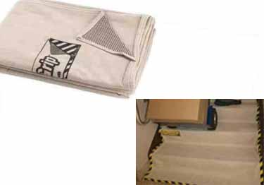 Painters Non-Slip Drop Cloth by CoverGrip