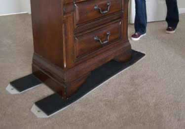 Furniture Glides and Sliders