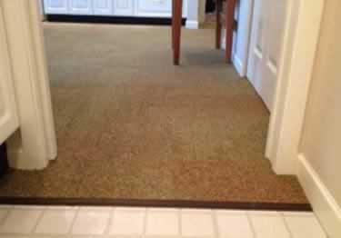 Johnsonite Vinyl Carpet Edge Guards