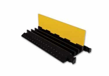 Yellow jacket Cable Protectors 3-Channel Heavy Duty