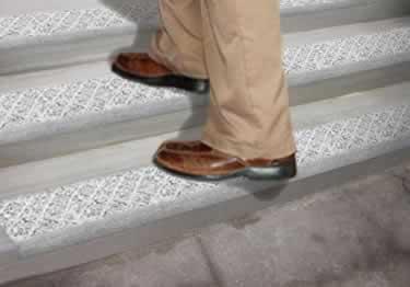 Cast Aluminum Stair Nosing