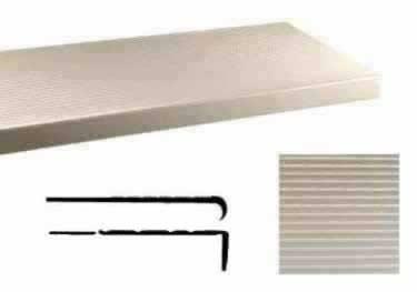 Johnsonite Service Weight Vinyl Stair Treads