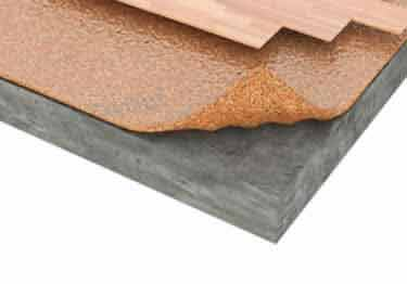 Cork Underlayment Quiet Comfort | Wood, Laminate, Bamboo Flooring