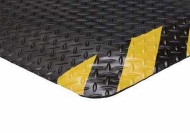 Diamond Foot Dry Anti-Fatigue Mats By Apache Mills