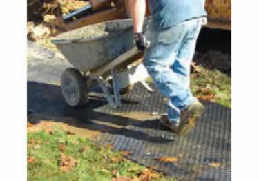 Ground Protection Mats by VersaMATS®