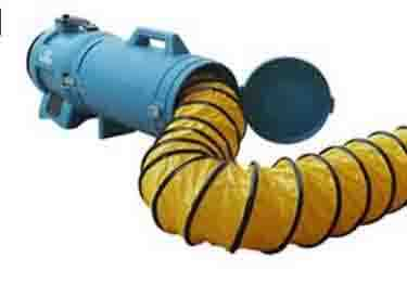 Confined Space Blowers and Fans