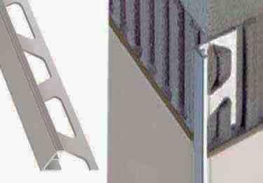 Schluter® JOLLY - Tile Edging Wall | Floor Profile