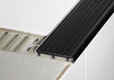 Schluter® Stair Nosing TREP-SE-S-B Profiles