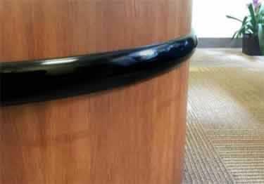 """McCue® Wall Guard 2"""" Bumper Streamline Low Profile"""
