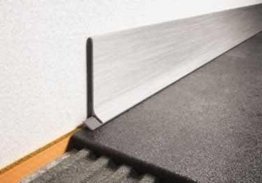 Schluter® DESIGNBASE SL Tile Wall Base