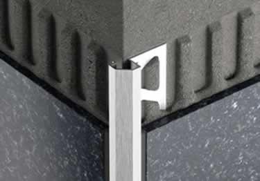 Schluter® DIADEC Tile Wall | Countertop Edging