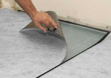 MAPEI®  Mapeguard™ 2 - Premium Crack Isolation | Sound Reduction Membrane