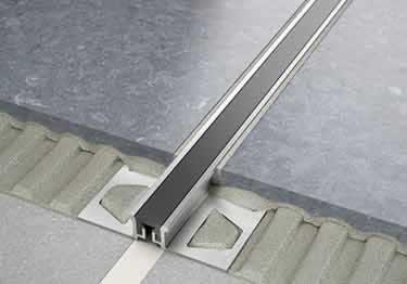 Schluter®-DILEX-KSN - Surface Joint Profile