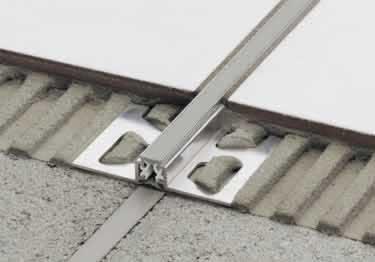 Schluter®-DILEX-AKWS - Surface Joint Profile