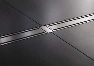 Schluter® KERDI LINE FC Drain Cover Plates