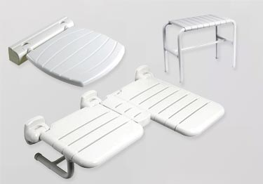 Shower Seats Benches and Stools