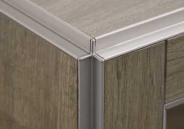 Schluter® INDEC Profiles and Outside Corners