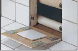 Schluter® REMA Concealed Access Panel System