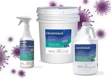 Bioesque® Botanical Disinfectant Spray