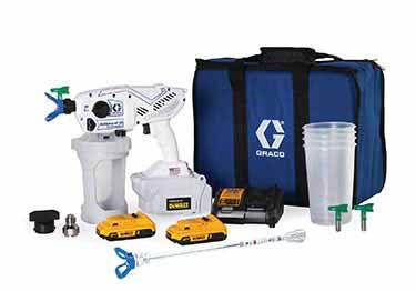 Graco® Handheld Disinfectant ULV Sprayer