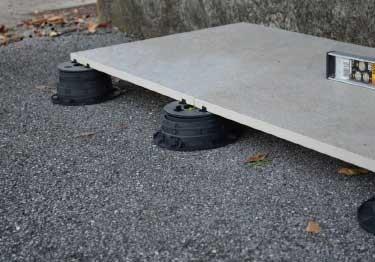 Uptec Outdoor Raised Flooring System