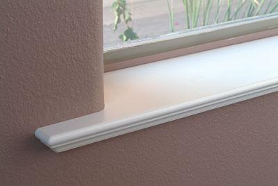 DIY Premium Window Sill Replacement&Repair