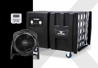 Air Cleaner Programmable Solutions by XPOWER