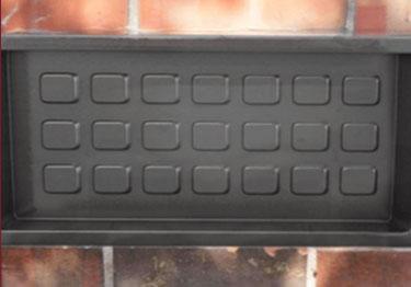WhiteCap Pre-Cut Crawl Space Vent Blocks