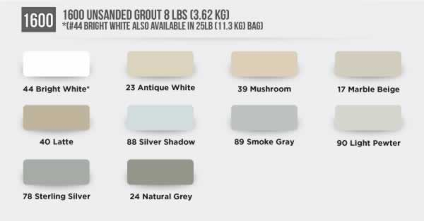 Laticrete 1600 Unsanded Grout Https Www Kofflers P Asp New