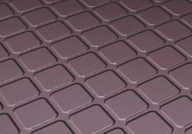 Roppe Raised Square Rubber Flooring large image 6