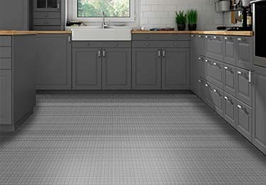 Roppe Raised Square Rubber Flooring large image 9