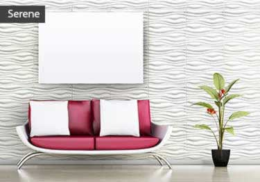 3D Paintable Self-Stick Wall Panels  large image 15
