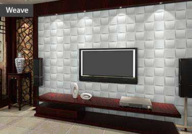 3D Paintable Self-Stick Wall Panels  large image 19
