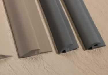 Roppe Vinyl Carpet Edging A507