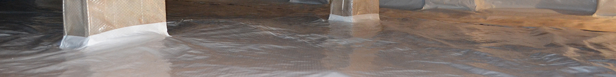 Crawl Space Moisture Barriers