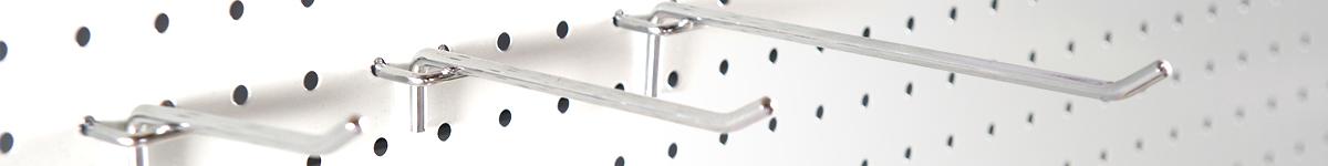 Pegboards Slatwalls and Magnetic Panels