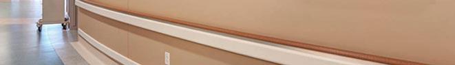 Plastic Handrails - Interior