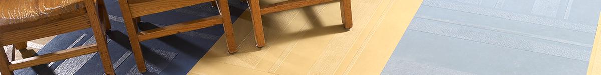 Rubber Floor Tiles for Commercial Flooring