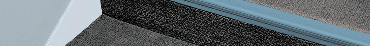 Stair Nosing Rubber Vinyl Metal