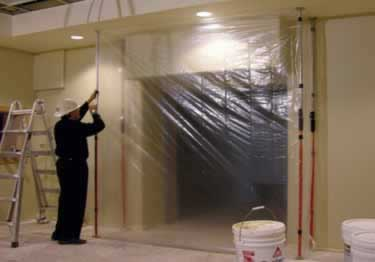 Dust Containment Systems