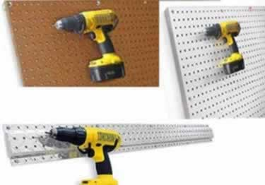 Pegboards/Magnetic Panels