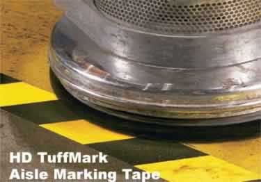 Floor Marking Tape Aisle Safety large image 7