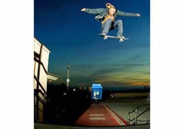 Pimp Grip Single Sheet Skateboard Griptape Brown Skidmark
